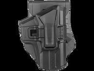 Фото кобура 1 уровня поворотная для glock 9 мм fab defense g-9s черная