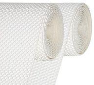 Фото нескользящее палубное покрытие «mapla socoslip», белое, рисунок - квадрат