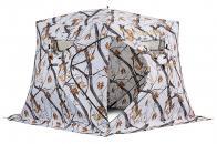 Фото Зимняя палатка куб higashi winter camo pyramid hot трехслойная