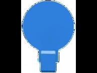 Фото мишень fab defense target board 200 мм синяя
