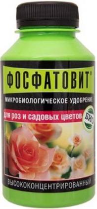 Фото Биоудобрение Фосфатовит для роз и садовых цветов Ф10357