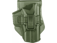 Фото Кобура 2 уровня поворотная для glock 9 мм fab defense g-9sr зеленая