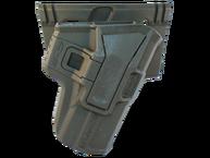 Фото кобура m24 на ремень для glock 9 мм