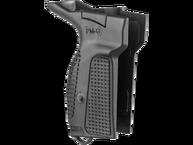 Фото рукоятка для пистолета макарова (для левши) fab defense pm-g(l) черная