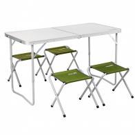 Фото Набор складной мебели helios green Т-fs-21407+21124-sg