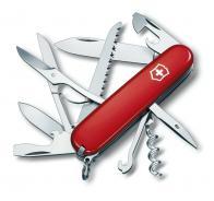 Фото Нож перочинный victorinox huntsman 91мм 15 функций красный