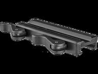 Фото рельсовая система пикатинни для прицелов trijicon fab defense tpm
