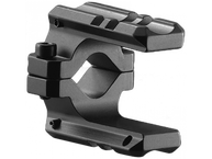 Фото крепление планки пикатинни на ствол для m16/m4/ar15/ak/svd