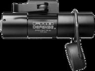 Фото тактический фонарь 1 дюйм 3v 378 лм (cr123) на быстросъемном креплении