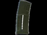 Фото Магазин на 30 патронов для m16/m4/ar-15 ultimag 30r к. 5,56x45 fab defense зеленый