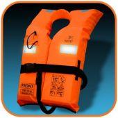 Фото жилет спасательный речной с огнем поиска опыт (для взрослых)