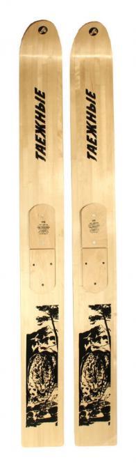 Фото Лыжи Таежные Маяк деревянные 175*18 см