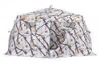 Фото Зимняя палатка шестигранная higashi winter camo yurta hot трехслойная