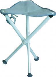 Фото стул алюминиевый складной woodland tripod midii ам-1202