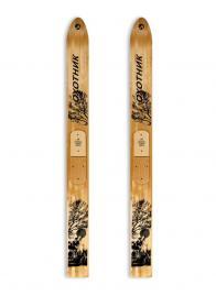 Фото Лыжи Охотник деревянные Маяк 175*15 см