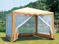 Фото садовый тент шатер green glade 1040
