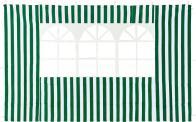 Фото Стенка с окном (зеленая) 1,95х2,95 4110
