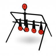Фото мишень возвратная (тир) birchwood  world of targets® gallery® для пневматики