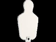 Фото сменный силует мишени (torso)
