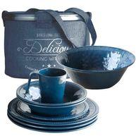 """Фото набор посуды """"harmony"""", 13 предметов, песочный"""