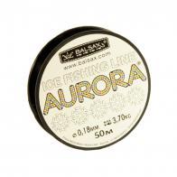 Фото Леска balsax aurora box 50м 0,18 (3,7кг)