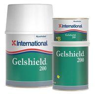 Фото противоосмотический грунт «gelshield 200», 2500 мл, серый.