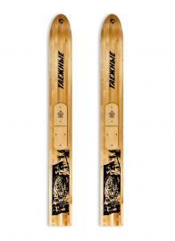 Фото Лыжи Таежные Маяк деревянные 165*18 см