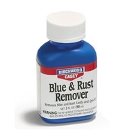 Фото Средство для удаления ржавчины и воронения birchwood blue & rust remover 90мл