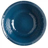 "Фото миска для салата ""harmony"", синяя, 1 шт"
