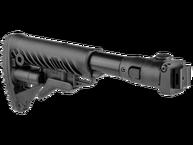 Фото Приклад телескопический складной для АКС-74У fab defense m4-aks p