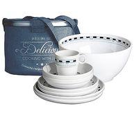 Фото набор посуды «mistral», 13 предметов