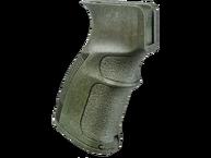Фото пистолетная рукоятка полимерная для ак 47/74/сайга