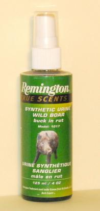 Фото Приманка remington для кабана - искуственный ароматизатор выделений самца, спрей, 125ml