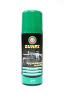 Фото Масло оружейное ballistol gunex spray 50мл