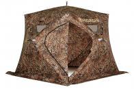 Фото Зимняя палатка куб higashi camo pyramid pro dc трехслойная