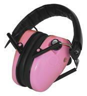 Фото наушники активные caldwell  e-max low profile pink