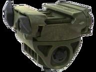 Фото адаптер для сошек fab defense h-pod зеленый