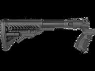 Фото Приклад телескопический складной для mossberg 500 fab defense agmf500 fk