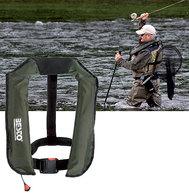 Фото спасательный жилет надувной «fisherman», 15 кг