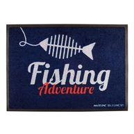 Фото коврик на нескользящей основе «fishing», 70x50 см